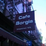 Cafe Borgia Serves Up a Really Bad Pasta