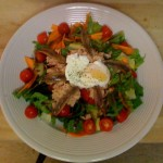 Delicious and Healthy Tuna Salad a la Juice