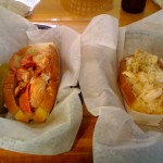 "My First ""Authentic"" Lobster Roll"