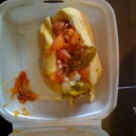 The New Love In My Life: A Mexican Hot Dog