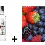 Refreshing Vodka Berry Punch Recipe