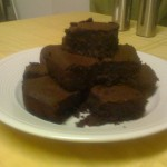 Cherry Cocoa Brownie Recipe