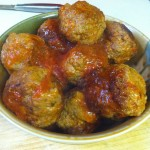 Easy Beef Meatball Recipe