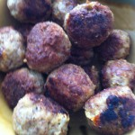 The Easiest Turkey Meatball Recipe