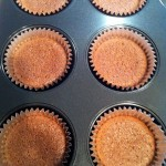 My Own Paleo Chocolate Brownie Cupcake With Chocolate Mousse Recipe