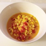 Spicy Corn Soup Recipe