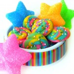 Unicorn Poop Cookies!!!