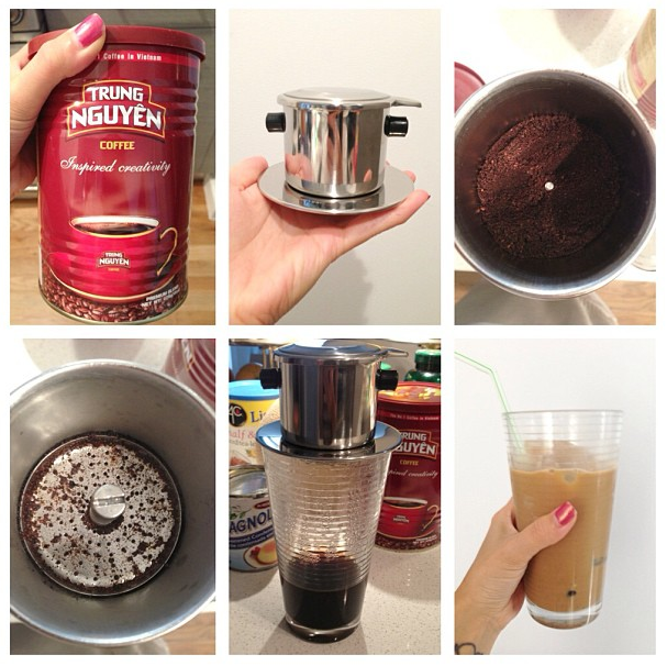 how to make vietnamese coffee jelly