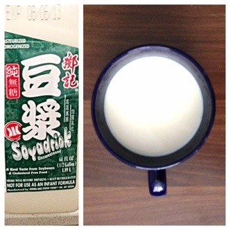 Chinese Soy Milk