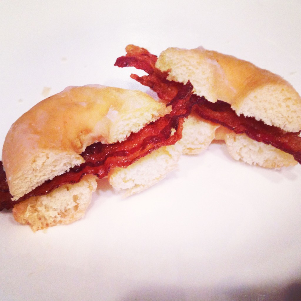Bacon-Donut