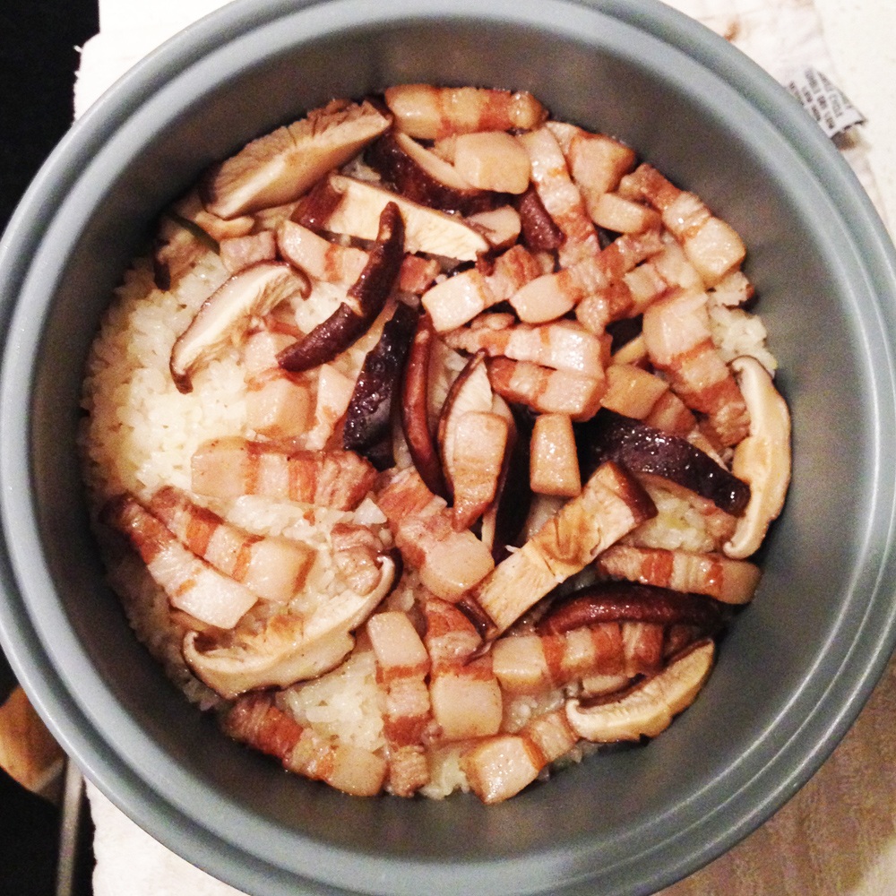 Rice cooker pork recipes