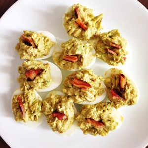 Paleo Deviled Eggs Recipe