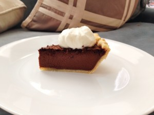 Pantry Chocolate Pie Recipe