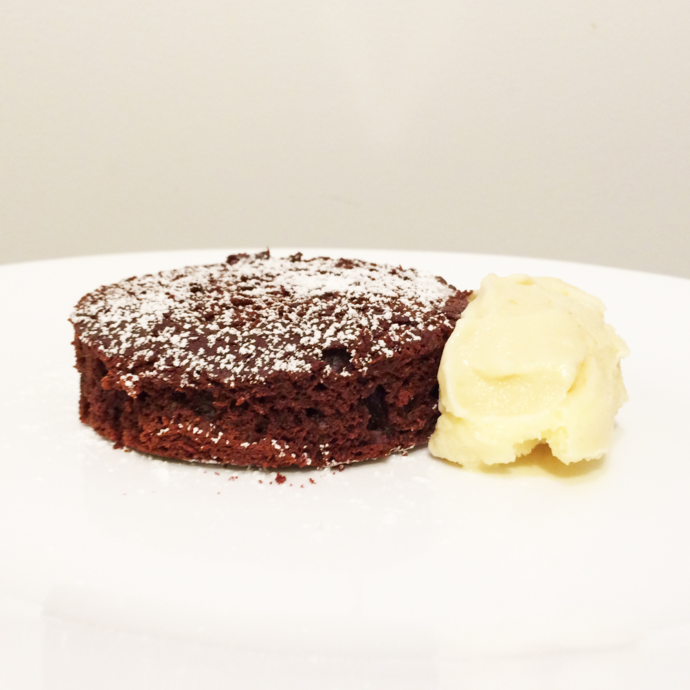 Delicious easy basic chocolate cake