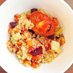 Healthy Vegetable Quinoa Bowl