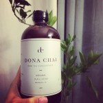 Food Lover Gift Idea: Dona Chai Tea Concentrate