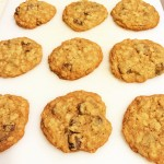Brown Sugar Oatmeal Chocolate Chunk Cookies Recipe
