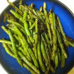 Chili Oil Green Bean Recipe