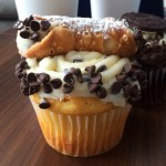 The Magical Cannoli Cupcake