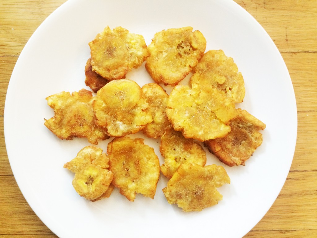 Fried Plaintains