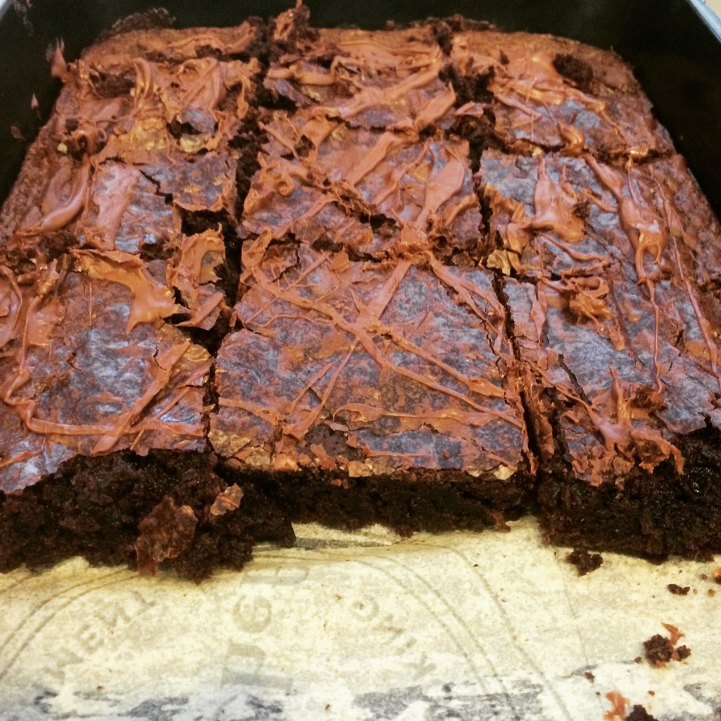 Box Brownies