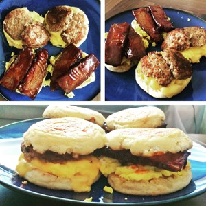 breakfast sandwiches 300