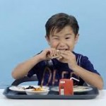 Food Video of the Day: American Children Try School Lunches