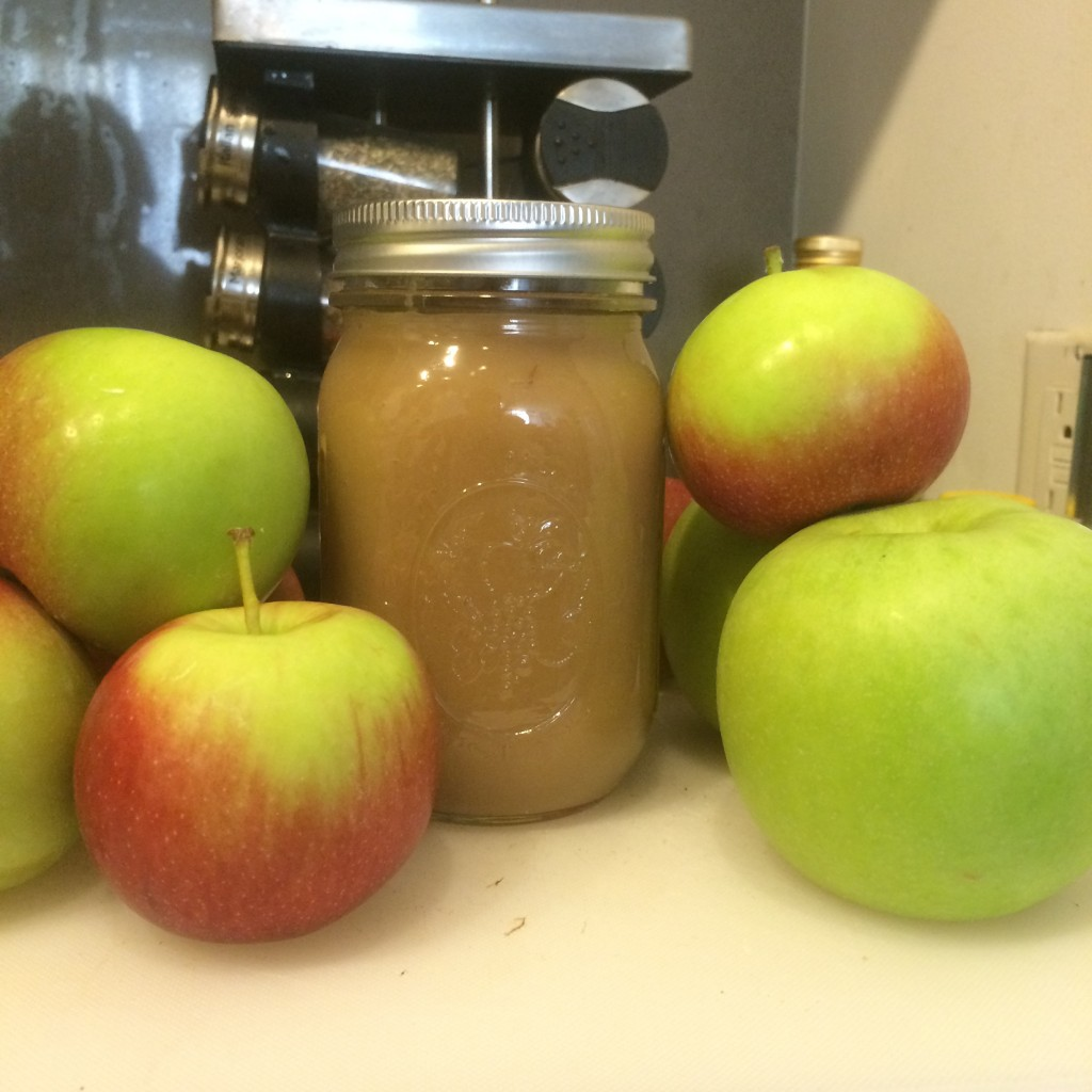 Canadian apple butter 1