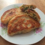 Chinese/Taiwanese Egg and Chive Pocket Recipe