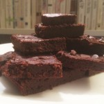 Chocolate-y Black Bean Brownie Recipe
