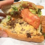 Chopped Cheese Sandwich East Harlem