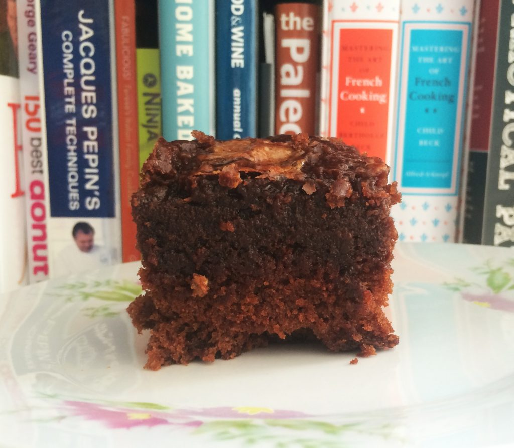 Brownie no recipe 2