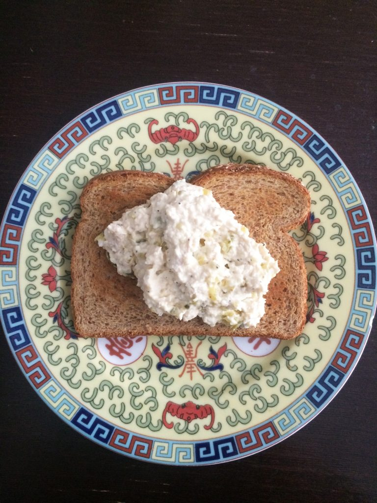 Chicken salad spread 3