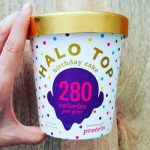 Halo Top Creamery Protein Ice Cream