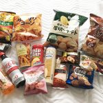Japan Convenience Store Snacks